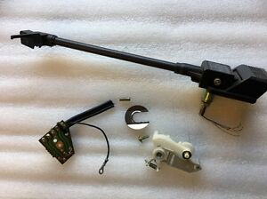 Pioneer-PL-460-Turntable-Parts-Tonearm-Assembly-Free-Fast-Ship