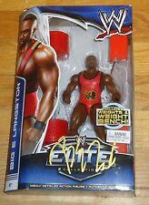 2013 WWE WWF Mattel Big E Langston Elite Wrestling Figure MIP Series 26 New Day