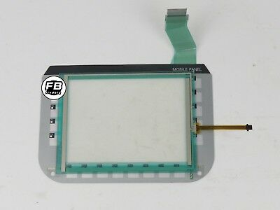for Siemens 277 IWLAN 6AV6645-0DD01-0AX1 Membrane Keypad+Touch Screen Glass