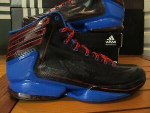 comprar oficial venta al por mayor bajo costo DS Adidas AdiZero Crazy Light 2 Blue Red Black 10 G59695 ...