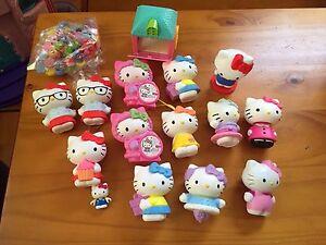 Hello Kitty Mcdonald S Toys : Hello kitty mcdonald s toys small plastic figures hello kitty