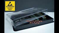 Computer Pc Memory Packaging Tray For Dram Ddr - Lot Of 2 5 10 & 25 Trays -