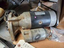 Used Yanmar 129136 77011 Starter Motor Assy 3tnv88 3tnv84t 4tnv88