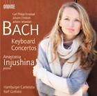 Klavierkonzerte von Anastasia Injushina,Ralf Gothoni (2013)