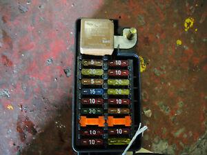 image is loading genuine-jaguar-x300-xj6-xjr-interior-relay-fuse-