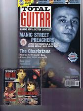 MANIC STREET PREACHERS / CHARLATANS / VAN HALENTotal Guitar + CD31June1997