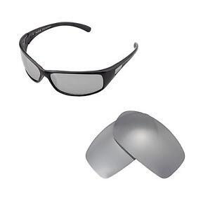 e245ec36d70 Image is loading Walleva-Polarized-Titanium-Replacement-Lenses -For-Bolle-Recoil