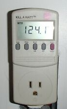 Kill A Watt P4400 P3 Voltampwattage Electrical Energy Test Meter Usage Kwh