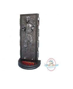 Star Wars Han Solo in Carbonite Life-Size Foam Statue Rubies