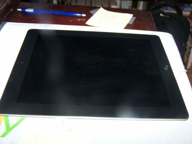 "Apple iPad 2 16GB Wi-Fi 9.7"" Tablet - Black - SOLD AS IS"