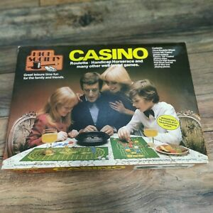 Vintage-High-Society-Casino-Game-1979-Roulette-Card-Racing-Berwick-Toy-Co