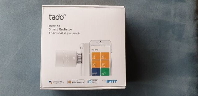 TADO° STARER KIT V3+ / NEU u. OVP / Smartes Heizkörperthermostat