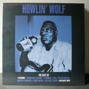 HOWLIN-039-WOLF-039-Best-Of-039-Vinyl-LP-NEW-SEALED