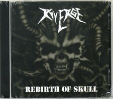 RIVERGE - Rebirth Of Skull + BONUS (CD) Thrash Metal