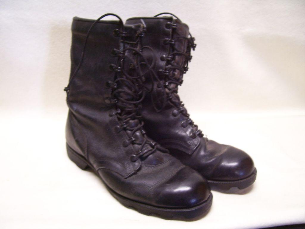 VTG Matterhorn Military Boots, Hunting,Hiking vibram Soles, 7 M 1950