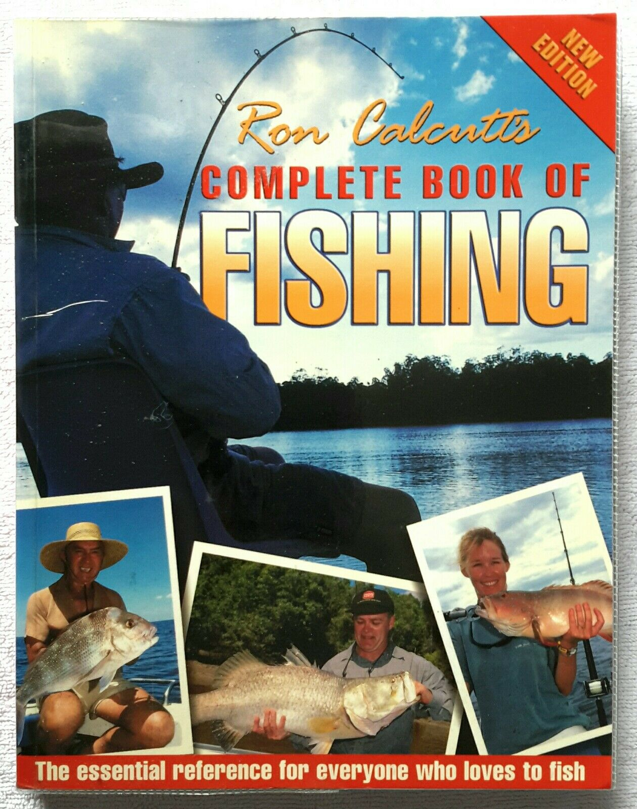 Ron Calcutt's Complete Book of Fishing