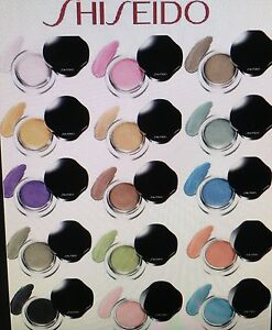 SHISEIDO-SHIMMERING-EYE-COLOR-eyeshadow-BNIB-choose-any-1