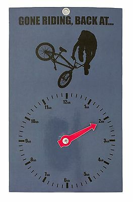 Intelligente Nuovo Ciclo Novelty Regalo-andato Equitazione Clock Face-bmx-freestyle Ciclo-