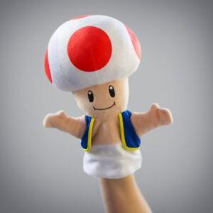 Super Mario Hashtag Collectibles Yoshi Puppet