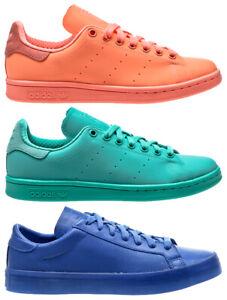 Details about Adidas Originals Adicolor Stan Smith Courtvantage Men Sneaker Shoes