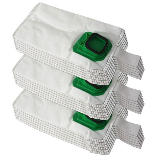 18 Mikrovlies Filtertüten Staubsaugerbeutel geeignet Für Vorwerk Kobold 140 150