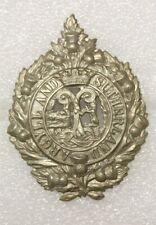 nsn15 Argyle /& Sutherland Highlanders Sporran Badge Regulation Issue