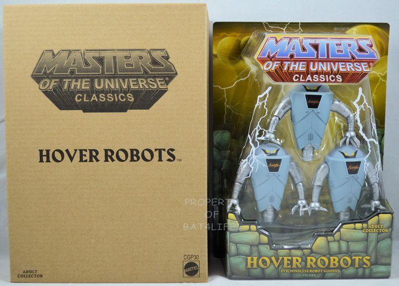 Meister des universums - klassiker mit robotern       moc   neu