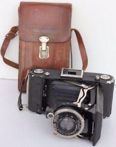 Beliebte Marke Kamera A Blasebalg Zeiss Ikon Nettar 515/2 Anastigmat F=11 Cm Zu Verkaufen