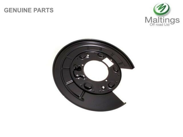 Handbrake Shoe LH Mounting Back Plate for Land Rover Discovery 3 4 GENUINE LR