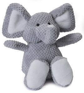 Sherpa-Go-Dog-Squeaker-CHECKERS-ELEPHANT-Dog-Toy-LARGE