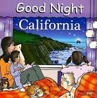 Good Night California by Adam Gamble (Board book, 2008)