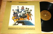 SLY & THE FAMILY STONE ~ GREATEST HITS ~ USA QUADRAPHONIC STEREO AUDIOPHILE LP