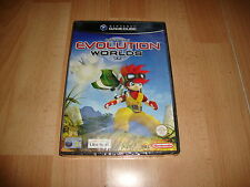 EVOLUTION WORLDS RPG BY UBISOFT FOR NINTENDO GAME CUBE NEW FACTORY SEALED