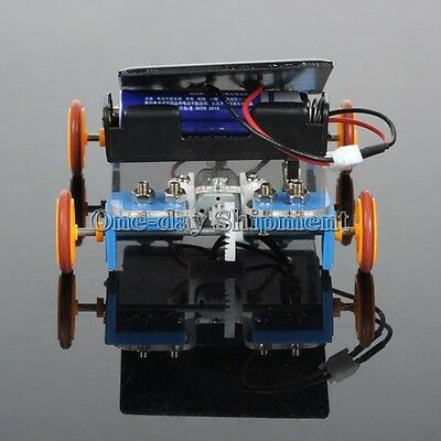 Solar energy Hybrid Power-Driven Hobby Robot Educational toy Kit IQ Gadget DIY