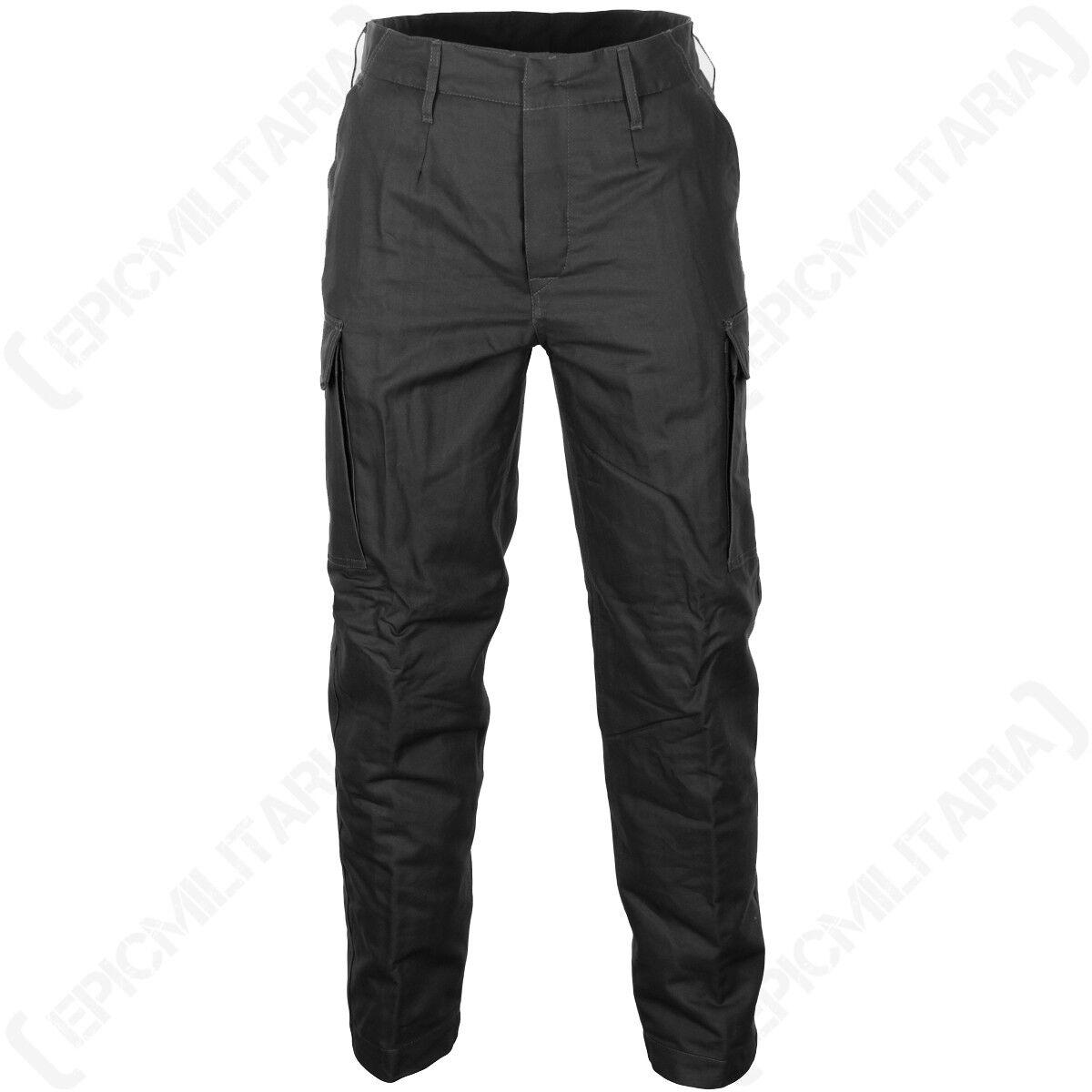 Fustagno Pantaloni Termici - Inverno Carico Esercito Militare Foderato