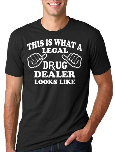 Legal Drug Dealer T-Shirt Funny Pharmacist T-Shirt Gift For Pharmacist