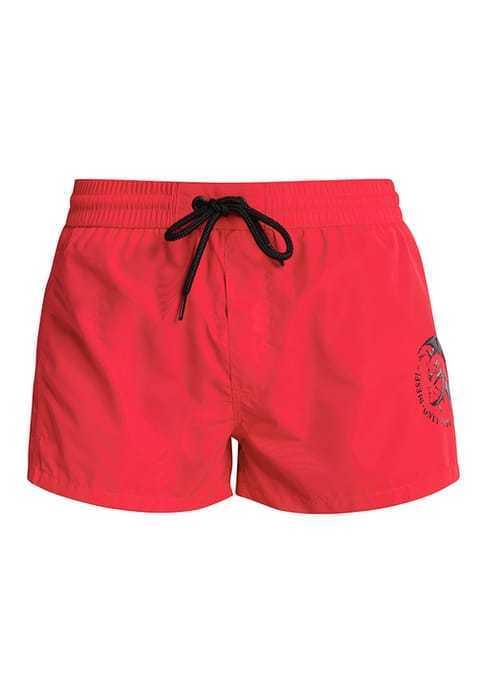 Diesel Swim Boxer Shorts Swimwear Beachwear For Men Size XXL Red color