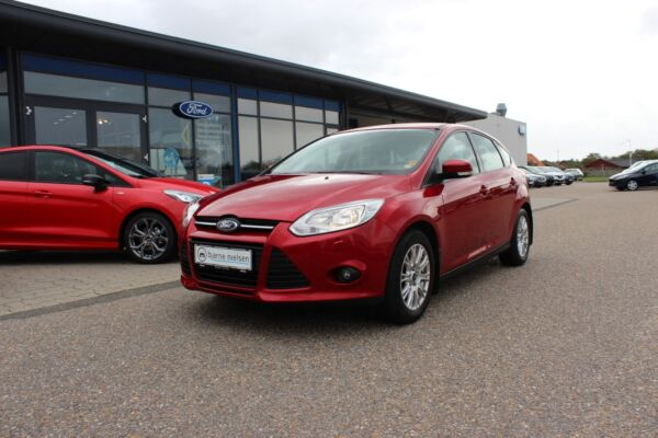 Ford Focus 1,6 Ti-VCT 105 Trend billede 0