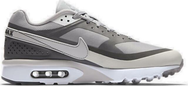 UK Sale Men's Nike Air Max Classic BW White Black Shoes