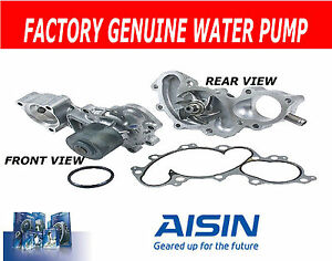 Details about NEW OEM FACTORY AISIN TOYOTA WATER PUMP ASSY 16100-69398  WPT-100