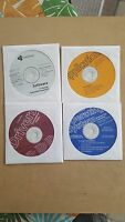 Gateway Operating System C D S Lot Of 4 Drivers Applications Cyberlink