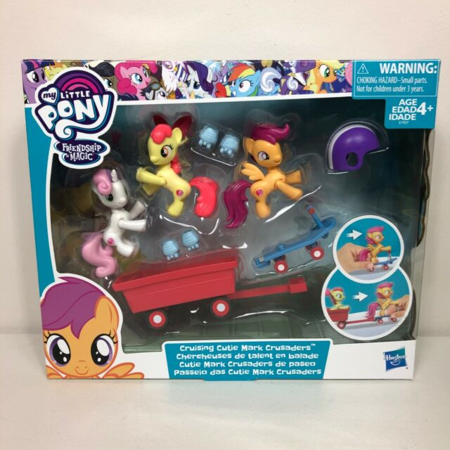 My Little Pony Cruising Cutie Mark Crusaders Apple Bloom Scootaloo Sweetie Belle For Sale Online Ebay Free customizations for all wm dolls. my little pony cruising cutie mark crusaders apple bloom scootaloo sweetie belle