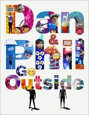 Dan and Phil Go Outside by Dan Howell & Phil Lester - HARDCOVER - BRAND NEW!