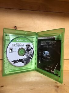 Star Wars Battlefront -- Deluxe Edition (Microsoft Xbox One, 2015) UNTESTED