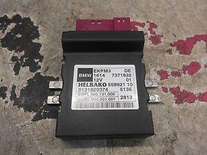 Details about BMW 1 SERIES F21 FUEL PUMP CONTROL MODULE ECU 11-16