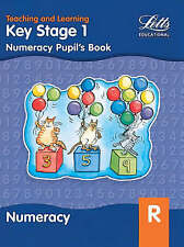 Key Stage 1 Maths reception Numeracy Mint Condition Book
