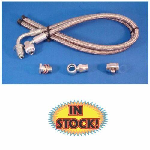 GM Pump 1980 Up GM Box Power Steering Hose Kit Gotta Show 131171