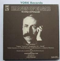 RLS 708 - ELGAR - Images Of Elgar **WITH BOOK** - Ex Con 5 LP Record Box Set