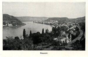 Boppard Historique D'accueil Pour 1906-afficher Le Titre D'origine Texture Nette