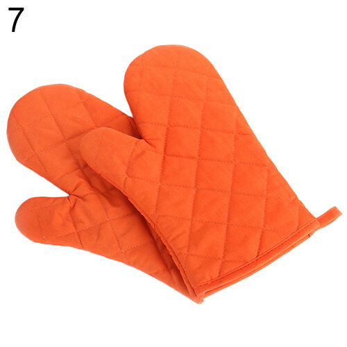 Cy/_ Unique Oven Mitt Heat Proof Resistant Protector Kitchen Cooking Pot Holder G
